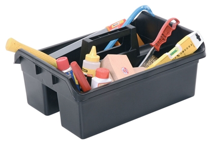 Picture of STANDARD GREY TOTE CADDY- SOLD EACH